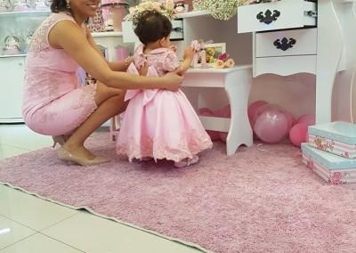 casa de boneca mae e filha