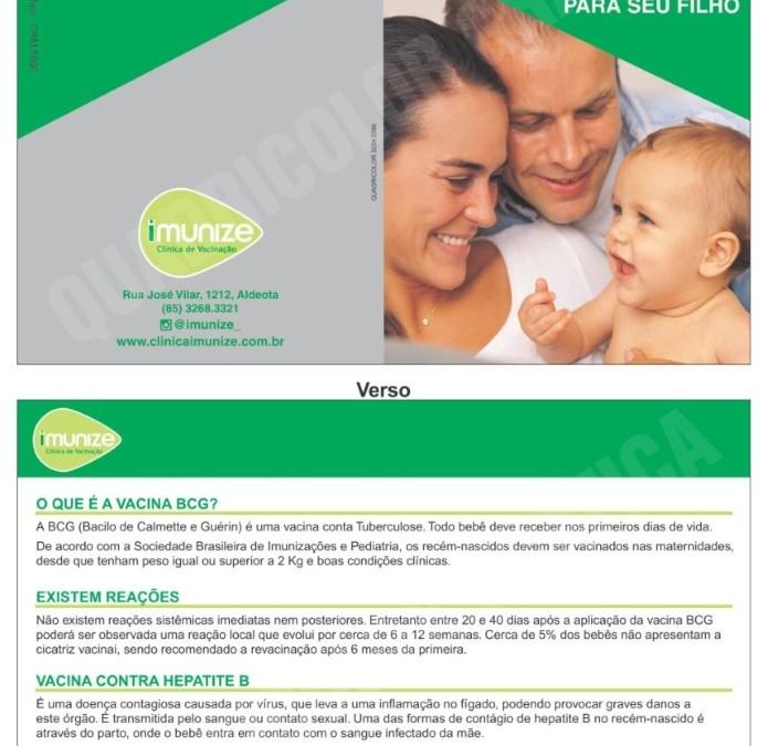 Primeiras Vacinas