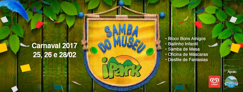 Samba do Museu no iPark