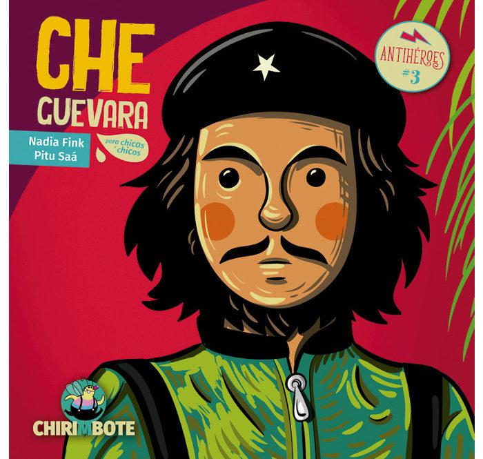 Livro Che Guevara Infantil Antiprincesas