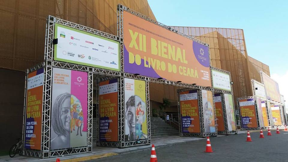 XII Bienal Internacional do Livro do Ceará abre as portas