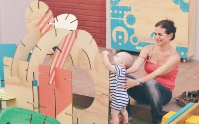 Prupê: um espaço para integração familiar e desenvolvimento infantil