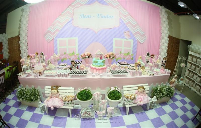 Casa da boneca Giulia