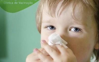 Vacinação gripe x resfriado