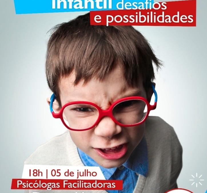 Agressividade infantil: desafios e possibilidades