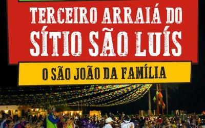 III Arraiá do Sítio São Luís