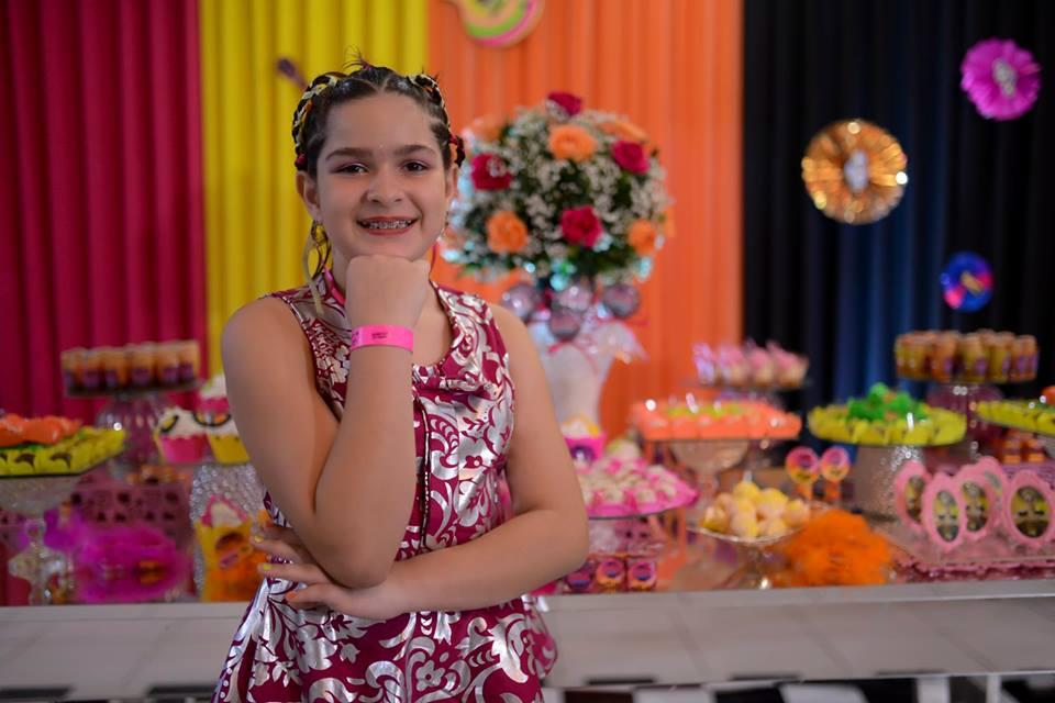 Balada é Tema De Aniversário Eduarda 10 Anos Pirulitei