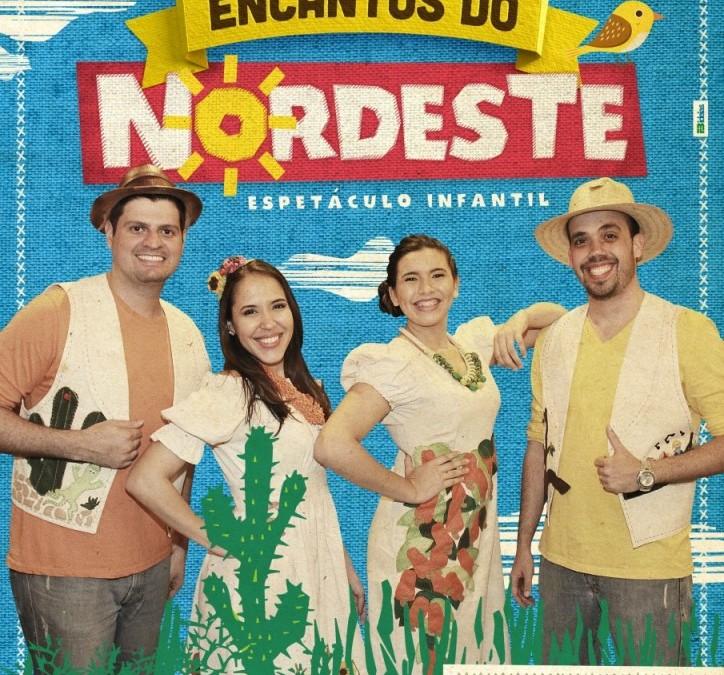 Programação cultural infantil no Teatro Nadir Saboya
