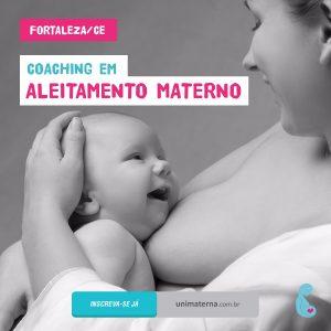 Capacitação em aleitamento materno chega a Fortaleza