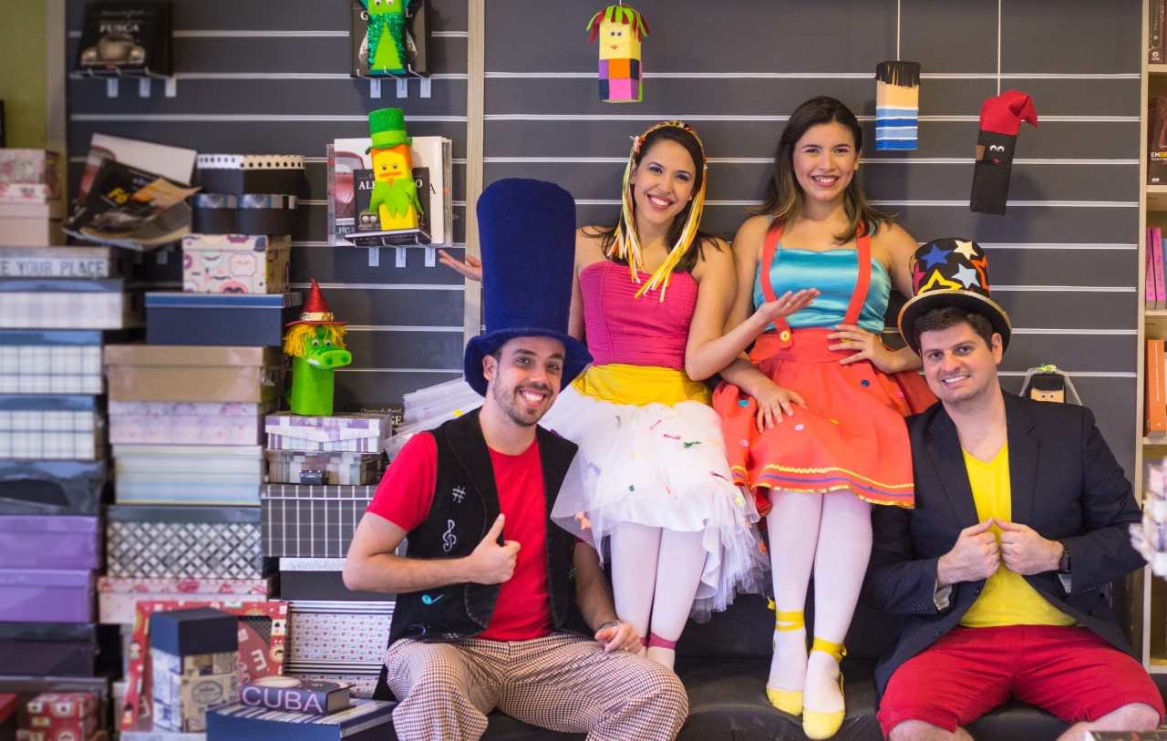 Sítio do Pica Pau Amarelo é a nova atração do Teatro Nadir Saboya