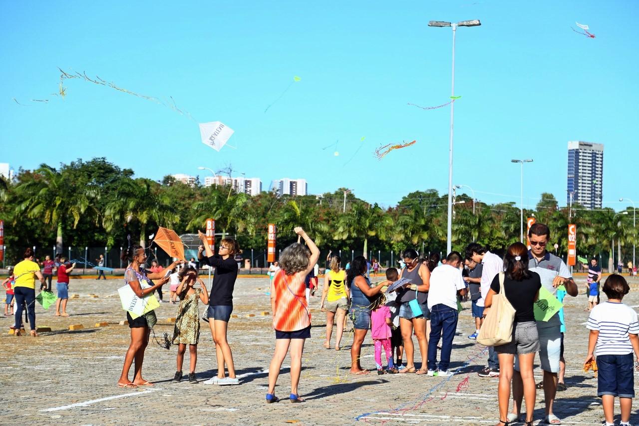 6ª Revoada de Pipas do Iguatemi